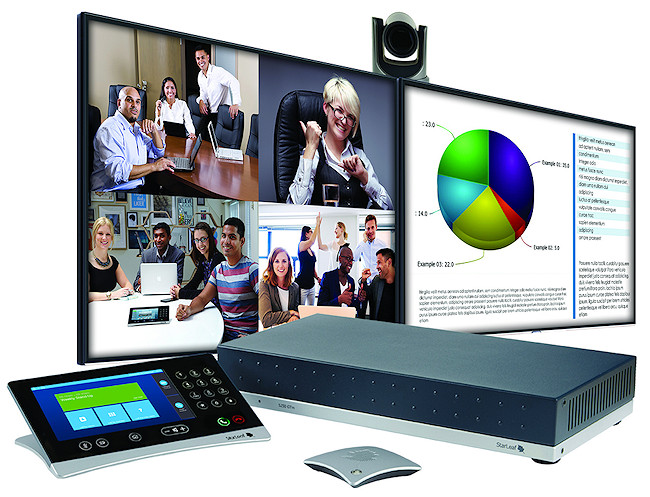 starleaf gtm 5250 skype for business dual
